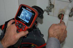 kameralı su kaçağı tespiti
